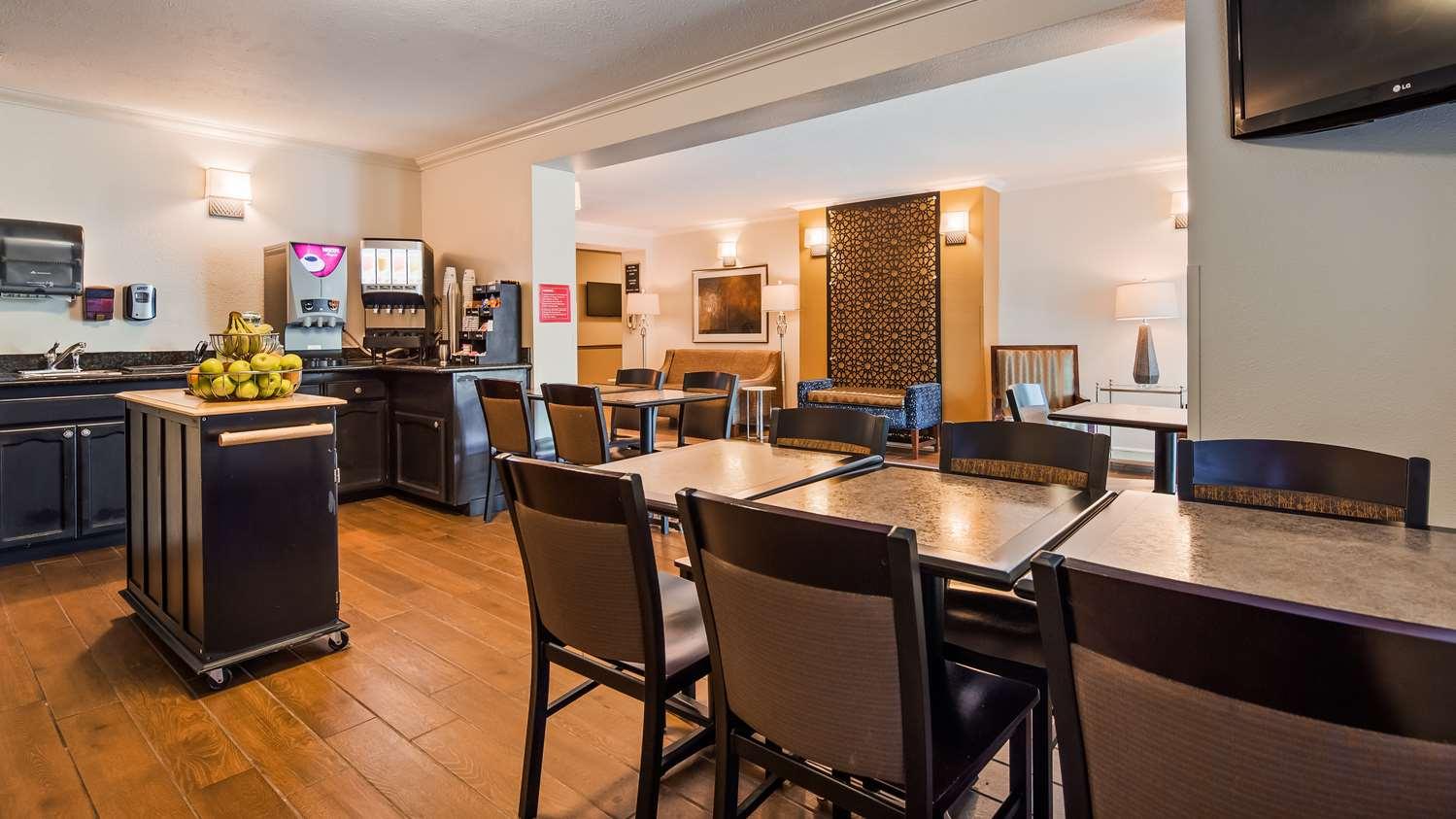 Restaurant - Best Western Clovis Cole Inn