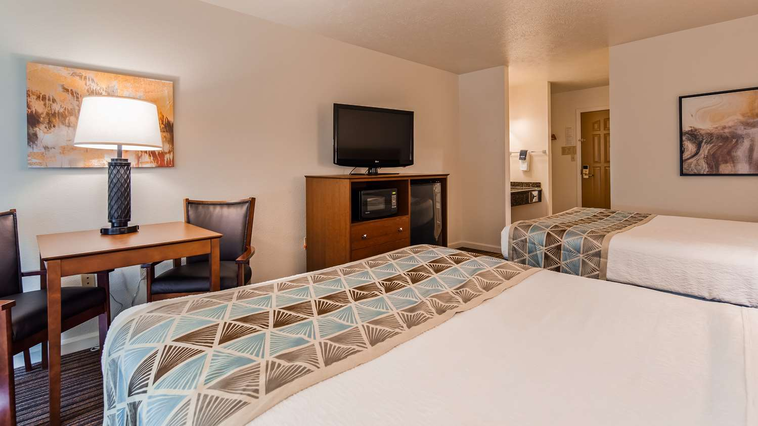 Room - Best Western Clovis Cole Inn