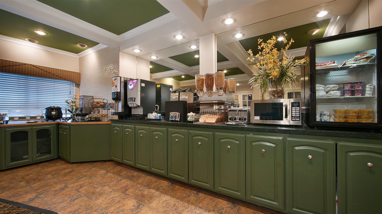 Restaurant - Best Western John Muir Inn Martinez