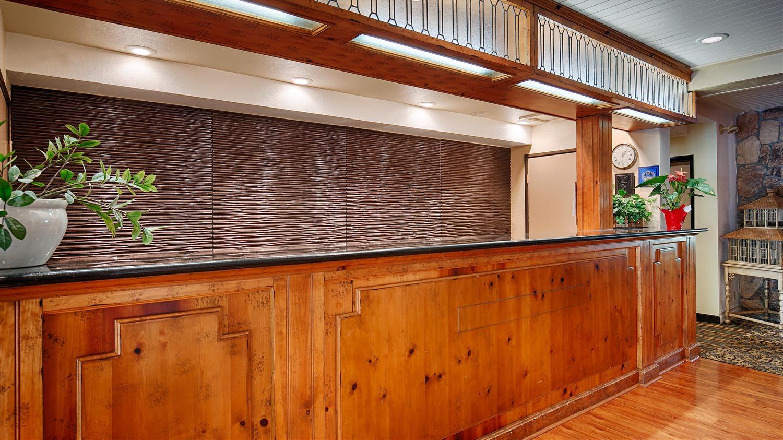 Lobby - Best Western John Muir Inn Martinez