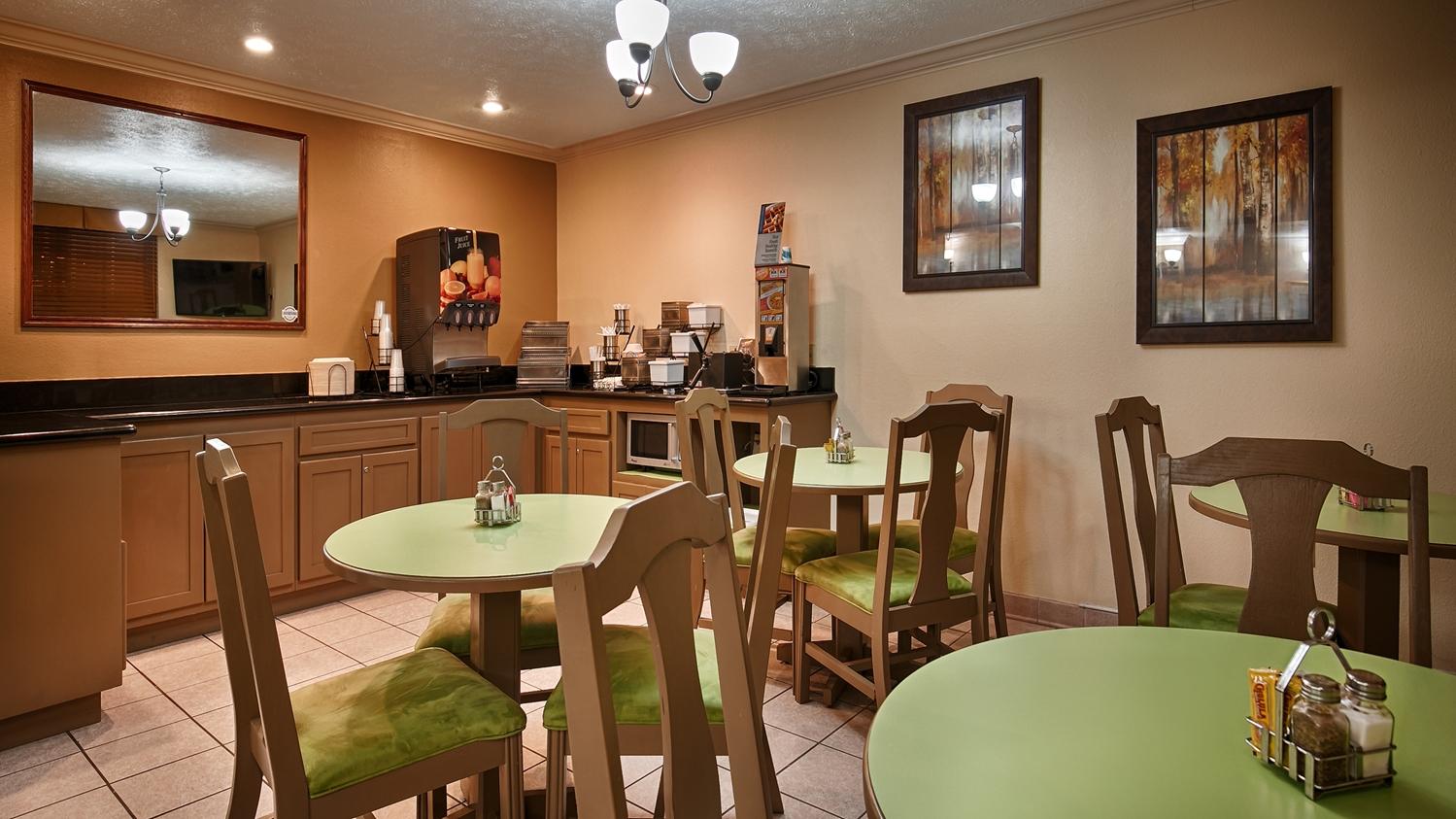 Restaurant - Best Western John Jay Inn Calexico
