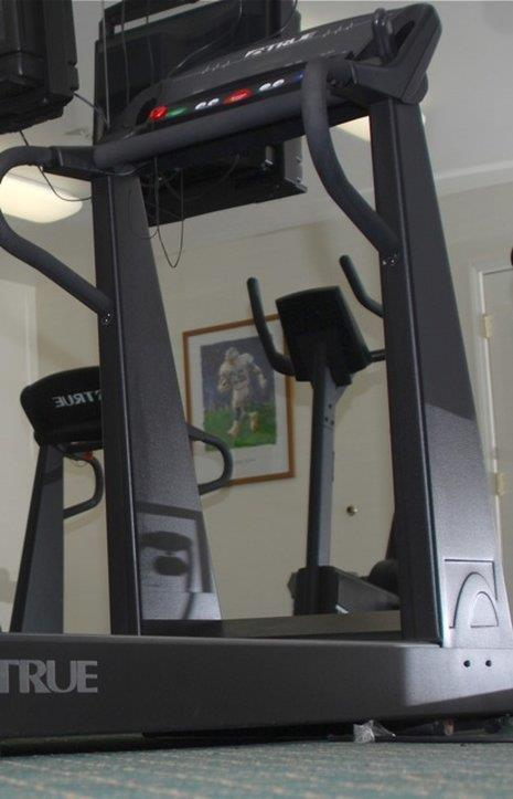 Fitness/ Exercise Room - Best Western John Jay Inn Calexico