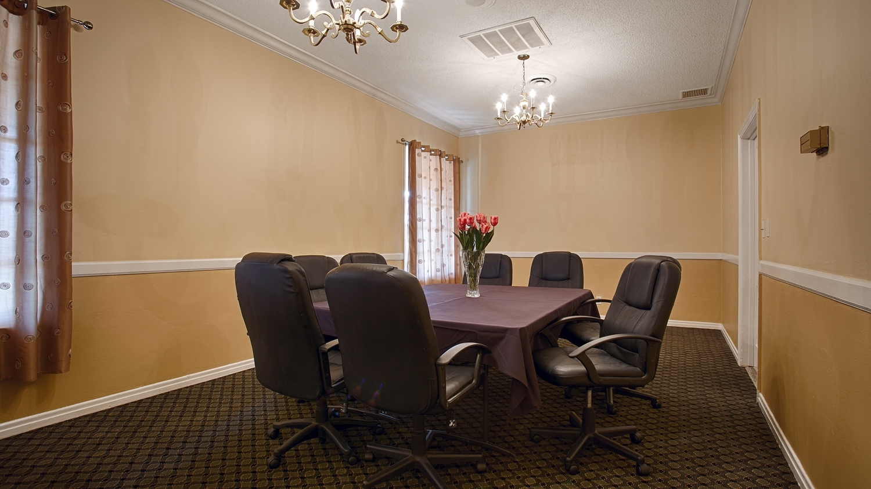 Meeting Facilities - Best Western Plus Hill House Hotel Bakersfield
