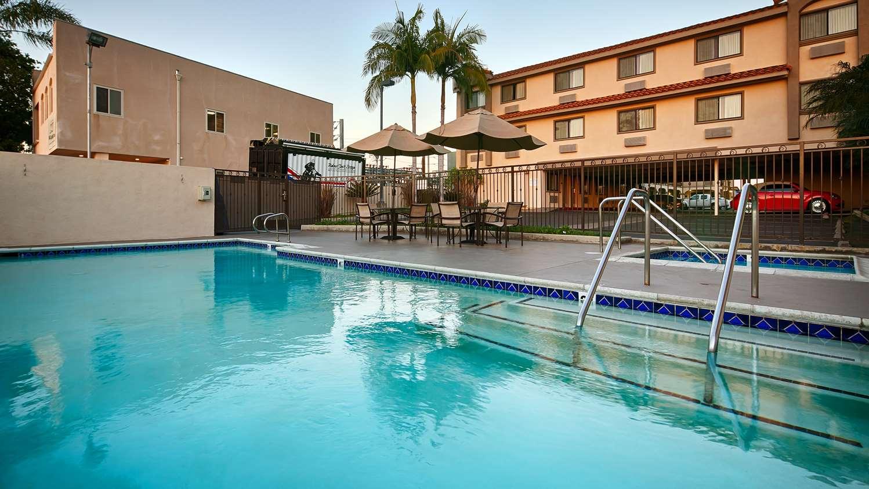 Pool - Best Western Los Alamitos Inn & Suites