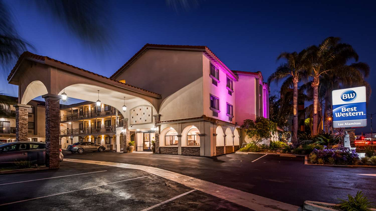 Exterior view - Best Western Los Alamitos Inn & Suites