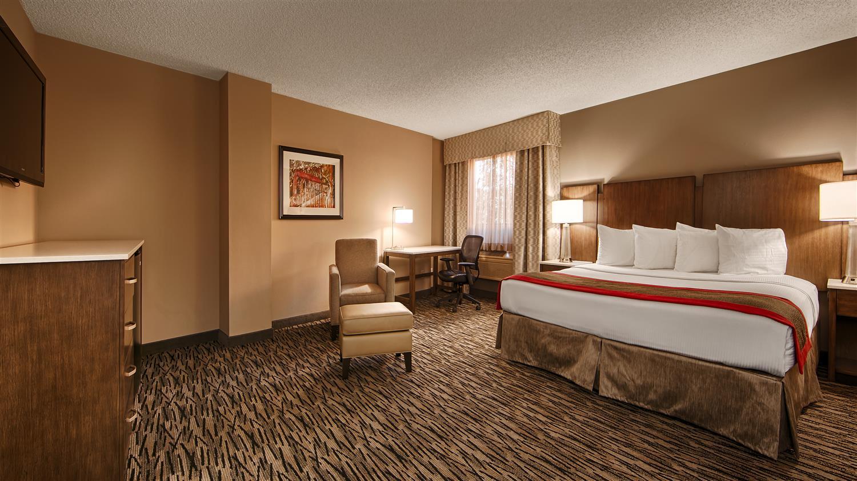 Room - Best Western Los Alamitos Inn & Suites