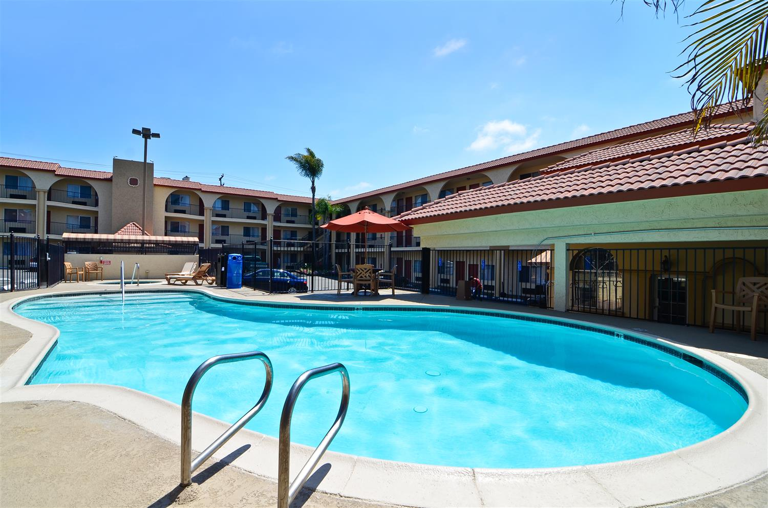 Best Western Seven Seas: A Value Hotel in Mission Valley ...