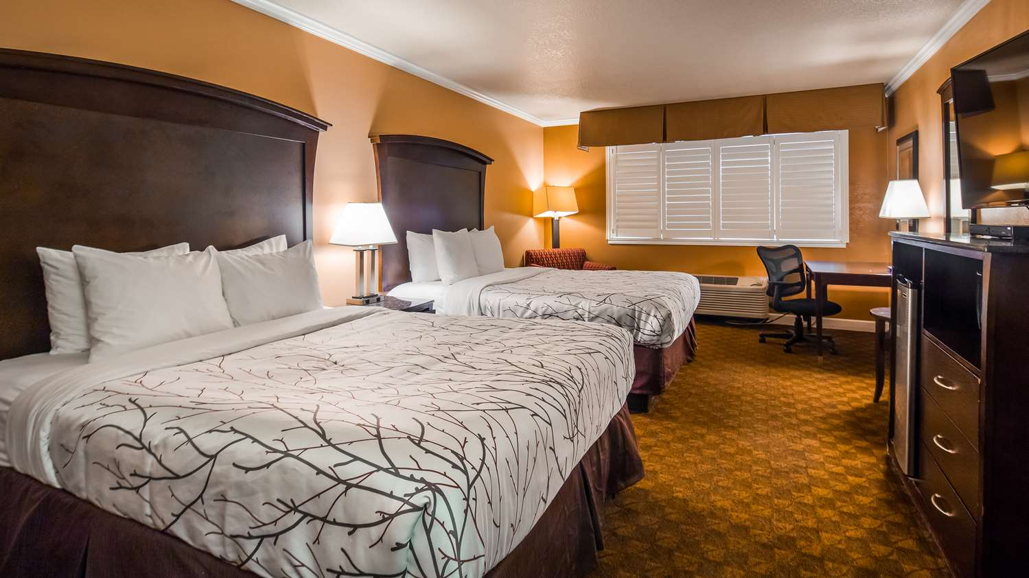 Room - Best Western Orchard Inn Ukiah
