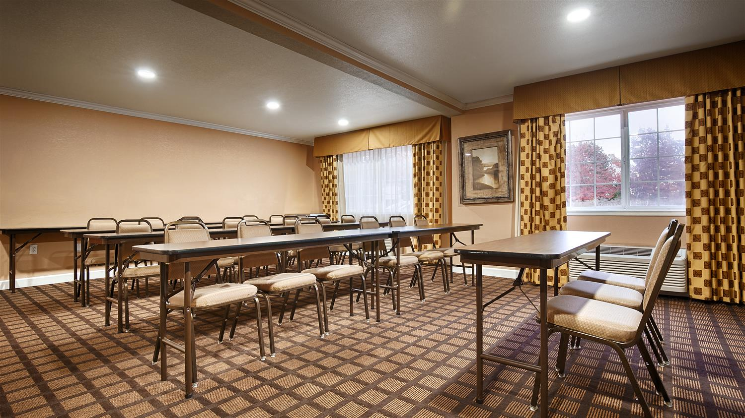 Meeting Facilities - Best Western Orchard Inn Ukiah