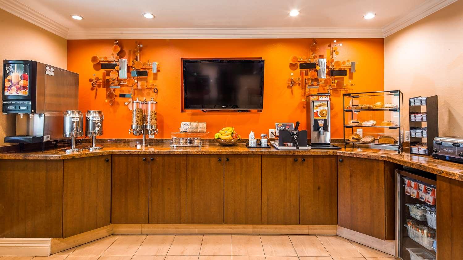 Restaurant - Best Western Plus Airport Plaza Hotel San Jose