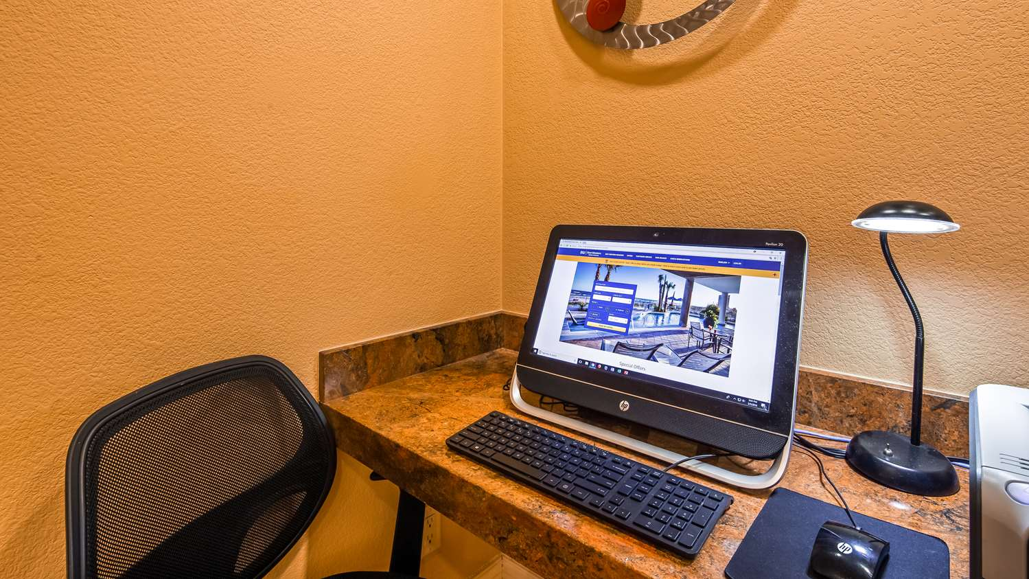 Conference Area - Best Western Plus Airport Plaza Hotel San Jose