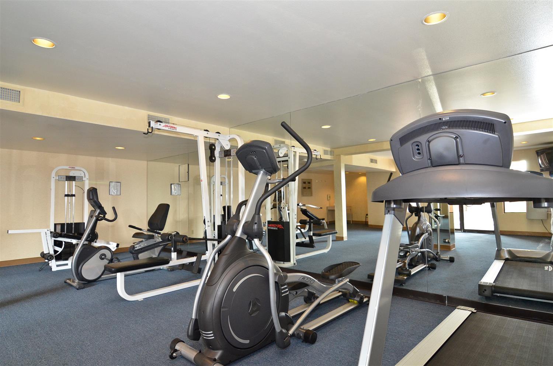 Fitness/ Exercise Room - Best Western Plus Palm Desert Resort