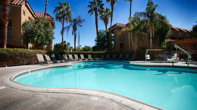 Pool - Best Western Plus Palm Desert Resort
