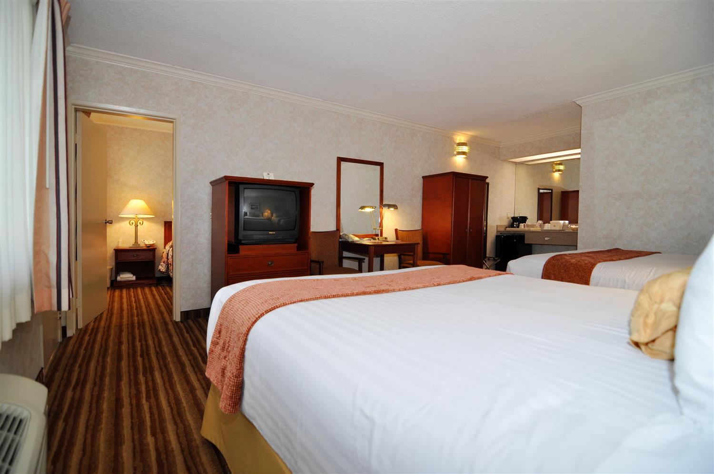 Room - Best Western Orange Inn