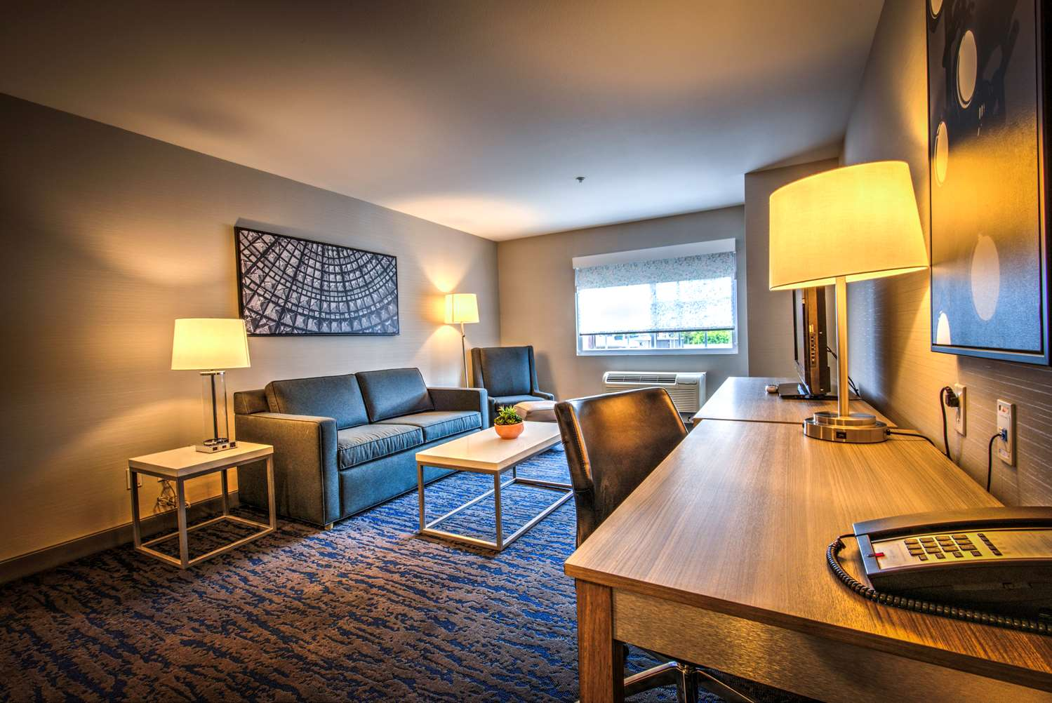 Suite - Best Western Plus Media Center Inn Suites Burbank