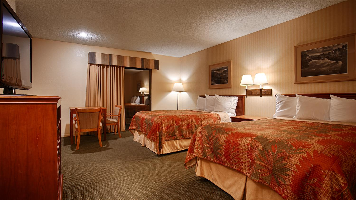 Room - Best Western Stagecoach Inn Pollock Pines