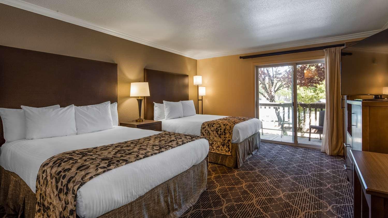 Suite - Best Western Danville Sycamore Inn