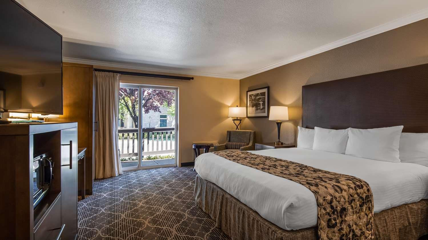 Room - Best Western Danville Sycamore Inn