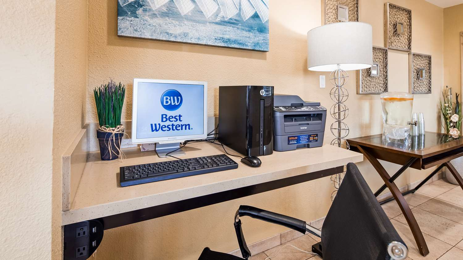 Conference Area - Best Western Poway San Diego Hotel