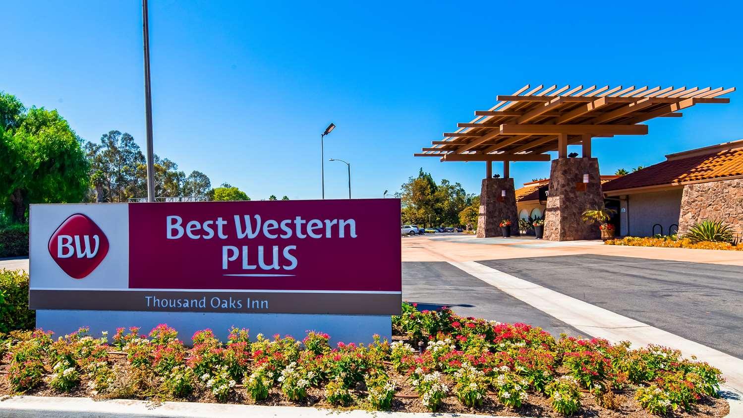 Exterior view - Best Western Plus Thousand Oaks Inn