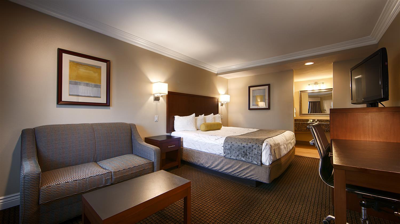 Suite - Best Western Woodland Hills Inn