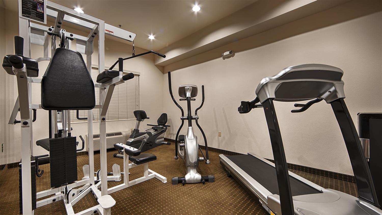Fitness/ Exercise Room - Best Western Plus Lake Elsinore Inn & Suites