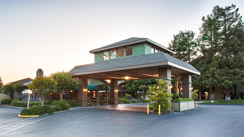 Exterior view - Best Western Plus Forest Park Inn Gilroy