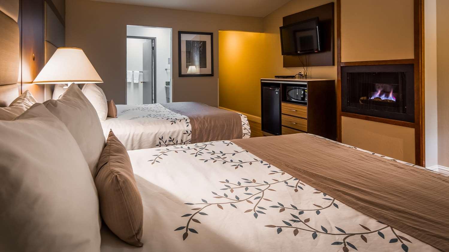 Room - Best Western Plus Forest Park Inn Gilroy