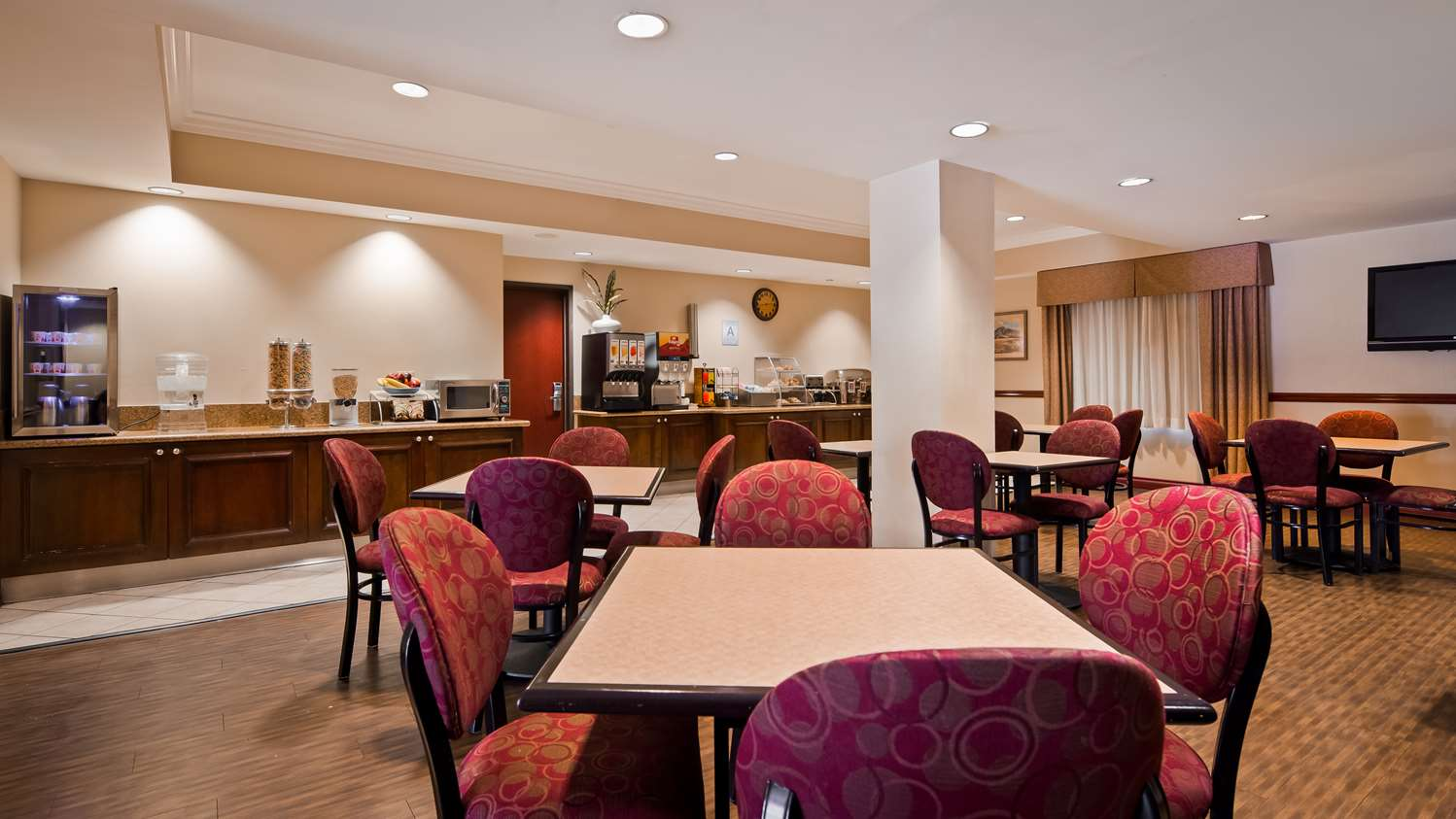 Restaurant - Best Western Joshua Tree Hotel & Suites Yucca Valley