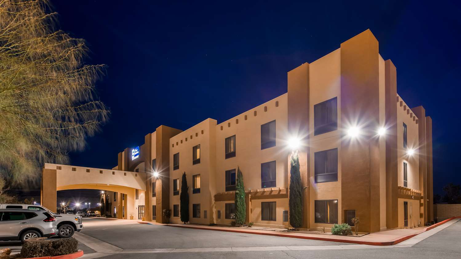 Exterior view - Best Western Joshua Tree Hotel & Suites Yucca Valley