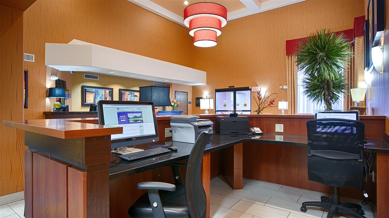 Conference Area - Best Western Plus Fresno Inn