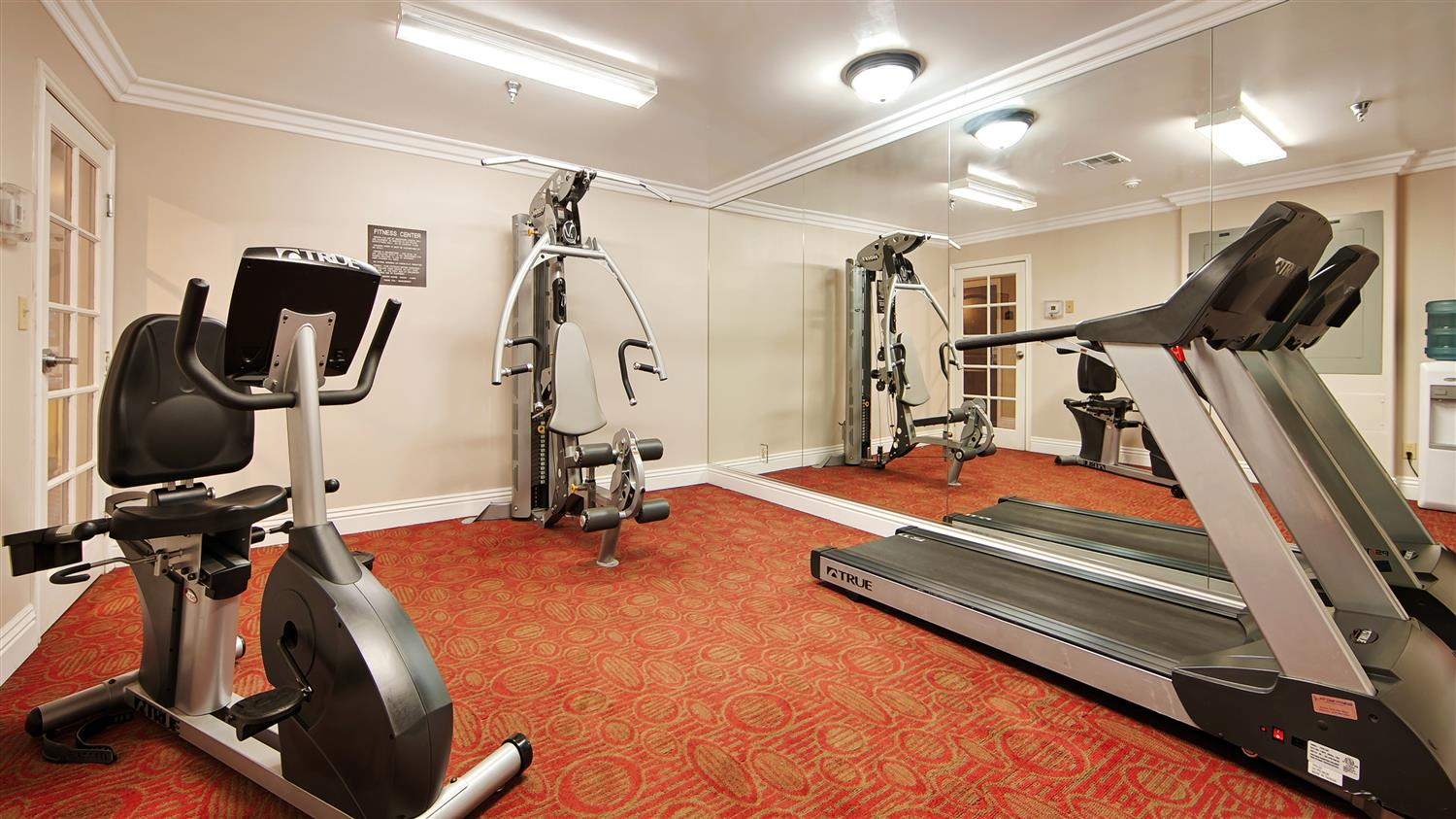 Fitness/ Exercise Room - Best Western Burbank Airport Inn North Hollywood