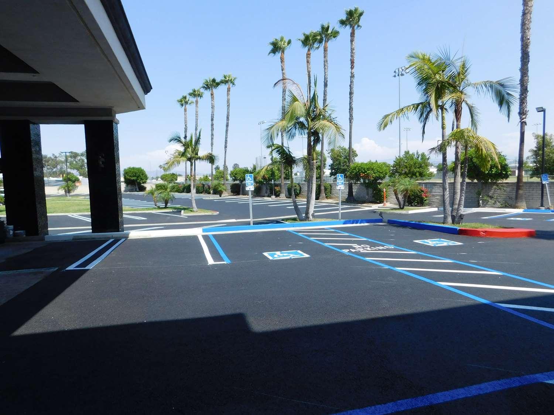 Exterior view - Best Western Plus Anaheim Orange County Hotel Placentia