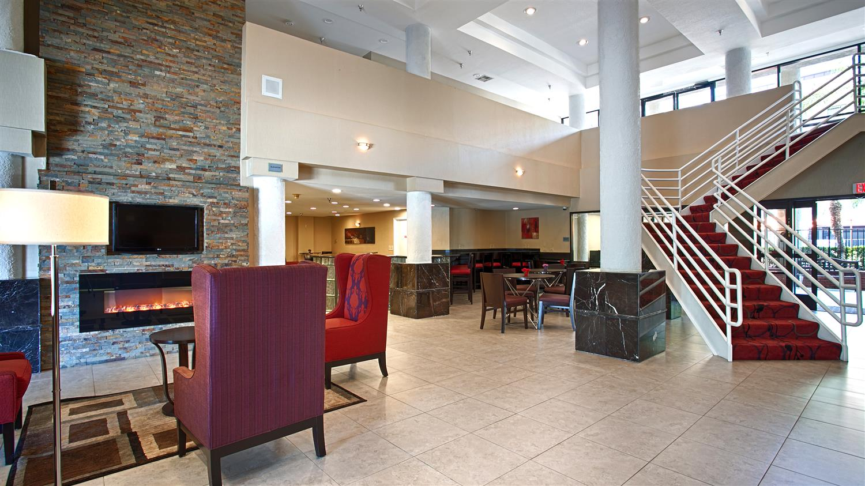 Lobby - Best Western Plus Irvine Spectrum Hotel Lake Forest