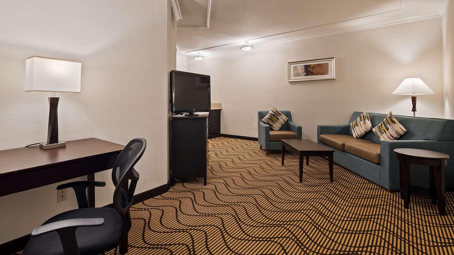Room - Best Western Plus Irvine Spectrum Hotel Lake Forest
