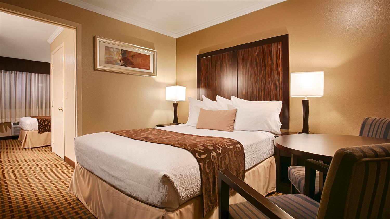 Room - Best Western Plus Orchid Hotel & Suites Roseville
