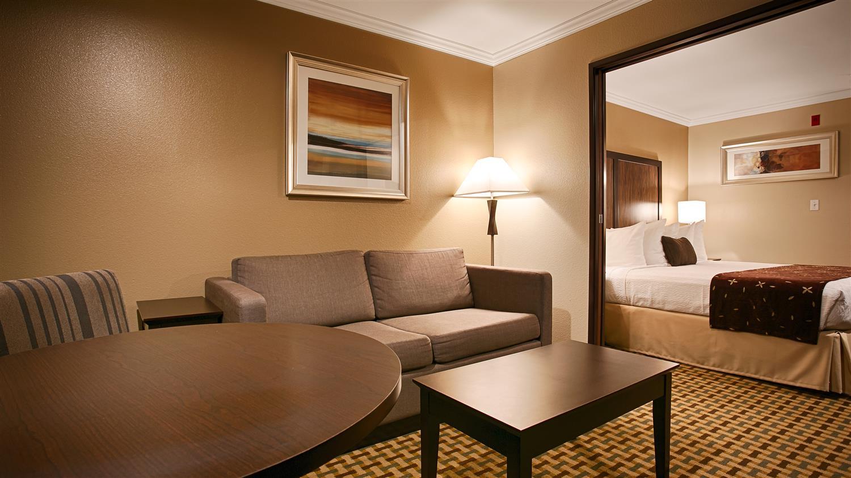 Suite - Best Western Plus Orchid Hotel & Suites Roseville