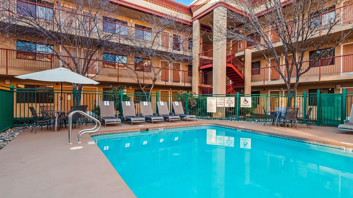 Pool - Best Western Plus Orchid Hotel & Suites Roseville