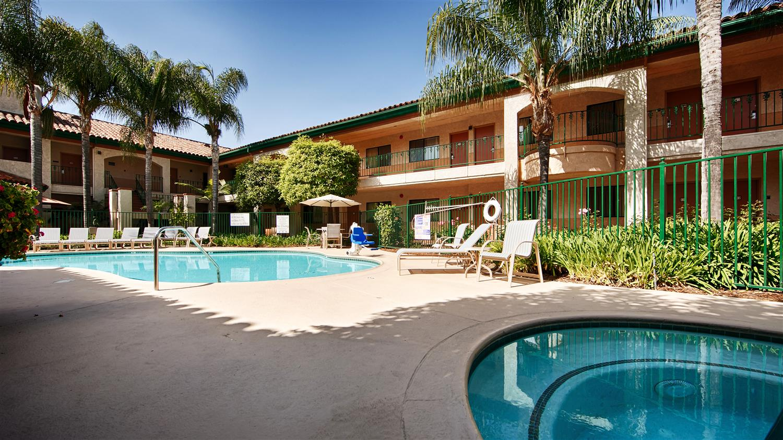 Pool - Best Western San Dimas Hotel & Suites