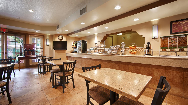 Restaurant - Best Western San Dimas Hotel & Suites
