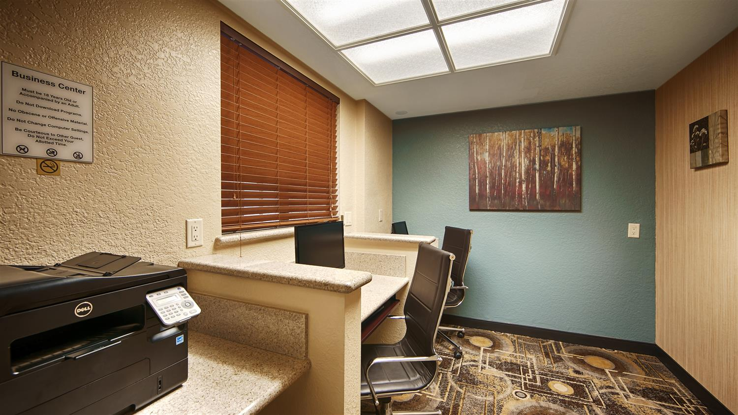 Conference Area - Best Western San Dimas Hotel & Suites