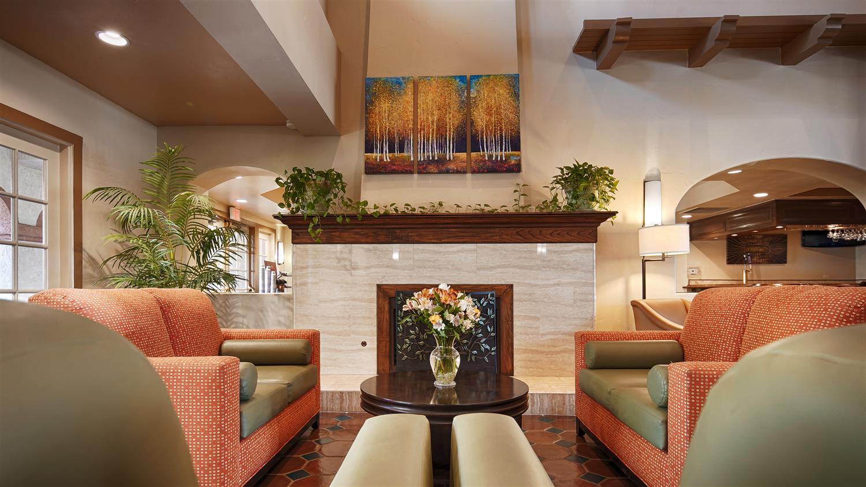 Lobby - Best Western San Dimas Hotel & Suites