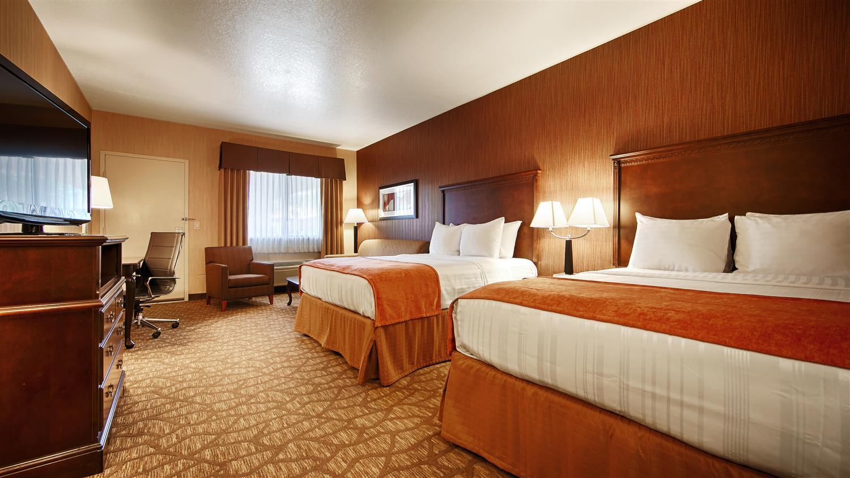 Room - Best Western San Dimas Hotel & Suites