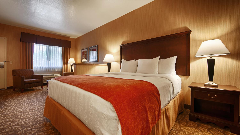 Suite - Best Western San Dimas Hotel & Suites