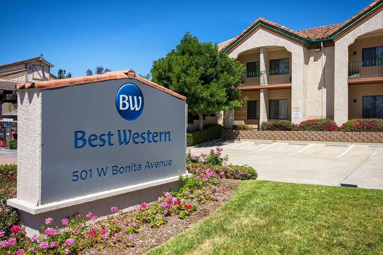 Exterior view - Best Western San Dimas Hotel & Suites
