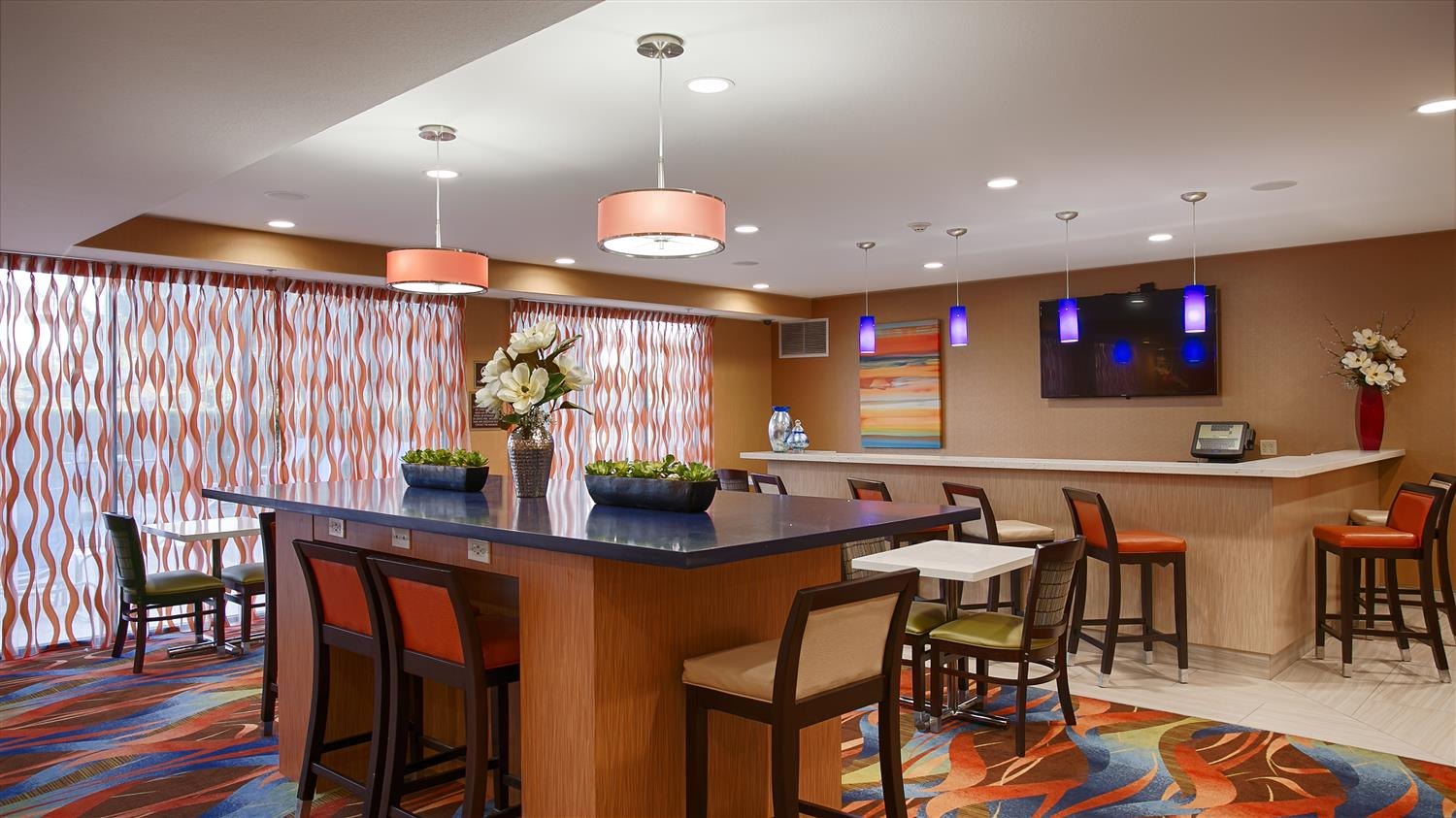 Restaurant - Best Western Plus Fresno Airport Hotel