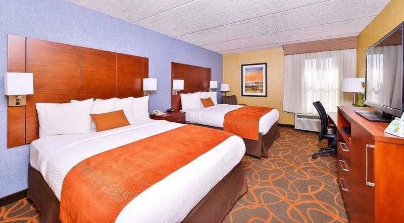 Room - Best Western Plus Fresno Airport Hotel