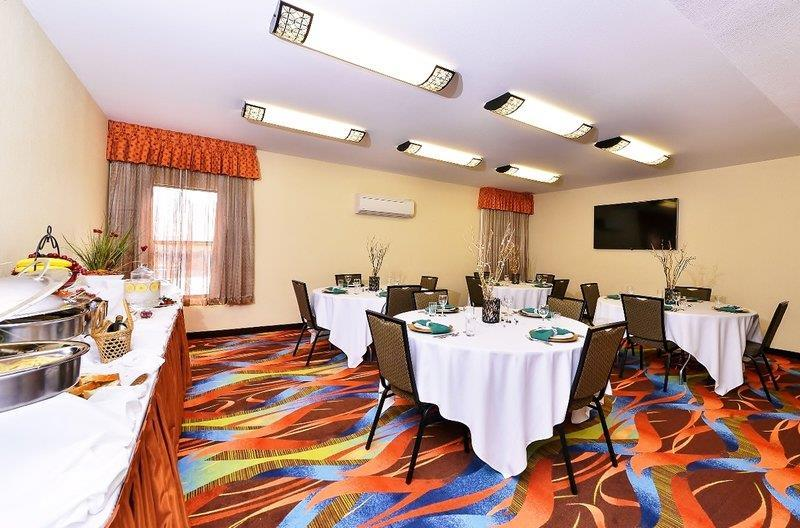 Meeting Facilities - Best Western Plus Fresno Airport Hotel