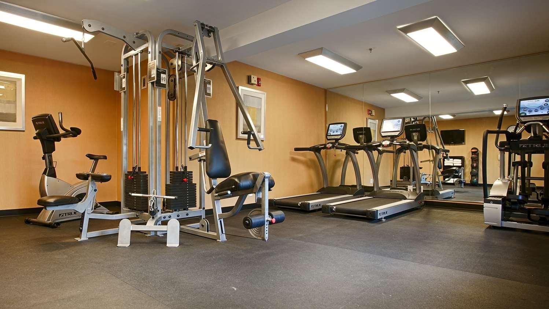 Fitness/ Exercise Room - Best Western Plus Rancho Cordova Inn