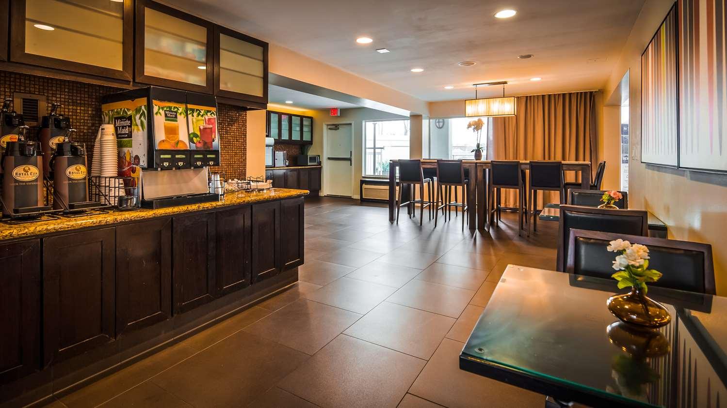 Restaurant - Best Western Plus Rancho Cordova Inn